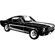 1965 Ford Mustang Shelby GT 350R