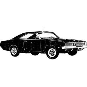 1969 Dodge Hemi Charger