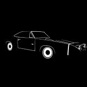 1970 Dodge Charger Daytona Hemi