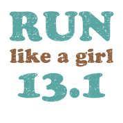 run like a girl 13.1