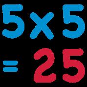 MATHS Mathematics SUM table