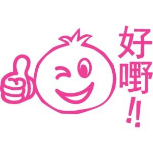 Good Stuff! fushia