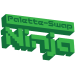 3d logo green