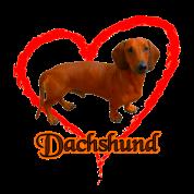 Dachshund Weiner Dog Love