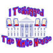 I Teabagged The White House Tea Party