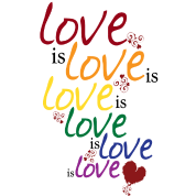 Love is love (Gay Marriage)