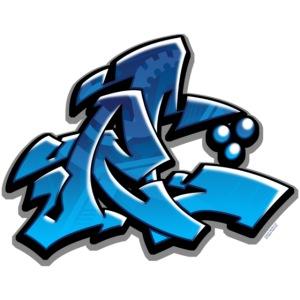 Rollin Low Graffiti by RollinLow