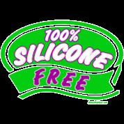 100 % silicone free