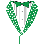Green Star Tuxedo