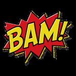 BAM comic