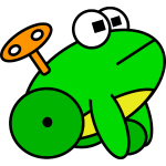 toy_frog