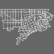 Design ~ Detroit Street Map