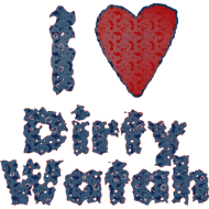 Design ~ Heart that Dirty Water