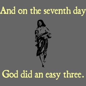 GOD EASY THREE