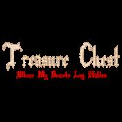 Treasure Chest Where My Secrets Lay Hidden