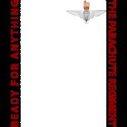 Parachute Regiment - Saint Michael