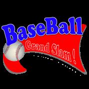 BaseBall Grand Slam 2 Red/Grey