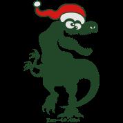 Christmas Tyrannosaurus Rex