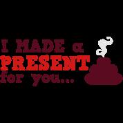 I made a present for you i hate christmas