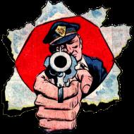 Design ~ Cop With Gun