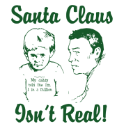 Santa Claus Isn't Real