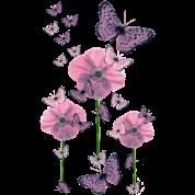 Poppy Fields Pink