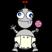 Robot Baby ( HD Pixel Design )