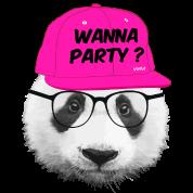 panda wanna party