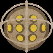 Minimalist Bioshock Big Daddy Helmet