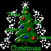 Twas Christmas