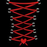 corset ribbons 3c