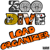 Zoo Dive Load Organizer