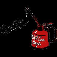 Design ~ Oil Can Boyd