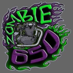 zombie650shirt