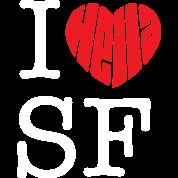 I Hella Love San Francisco