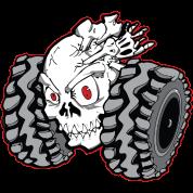Off-Road Skull Roller