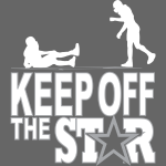 Keep Off The Star