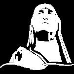 Mother Teresa (White)