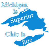 Design ~ Michigan is Superior