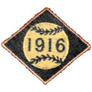 Design ~ Boston 1916 Patch