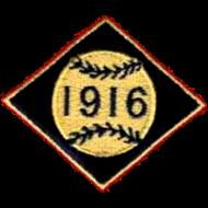 Design ~ Boston 1916 Patch