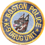 Design ~ Boston Police K9
