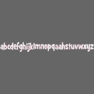 Design ~ Boston Alphabet