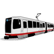 K Ingleside - San Francisco Muni Train