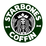 Starbones Coffin
