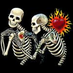 The Skeleton Tattoo