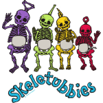 Skeletubbies
