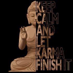buddha karma