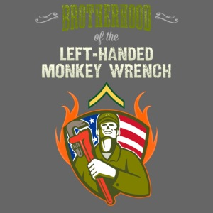 Brotherhood of the Left-Handed Monkey Wrench