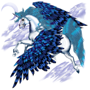 Winged Unicorn